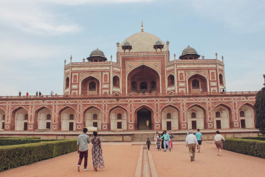 Quelques jours de voyage à Delhi