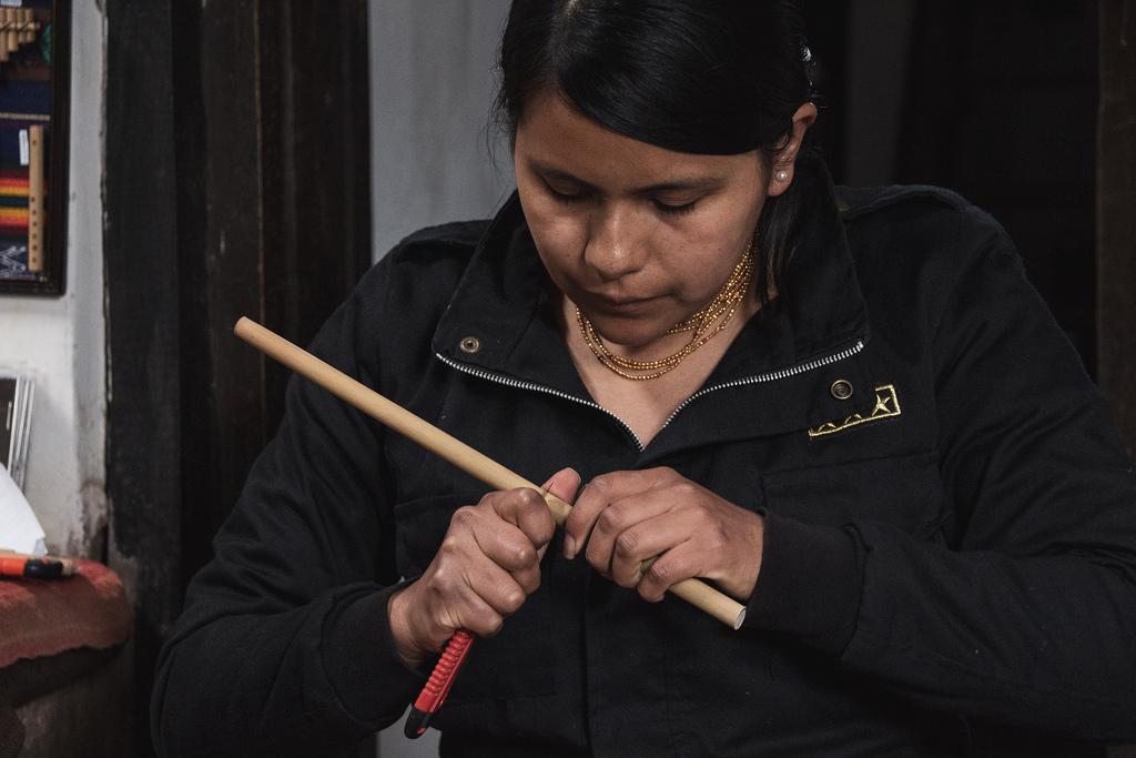 Otavalo, à la rencontre des artisans du Nord de l'Equateur