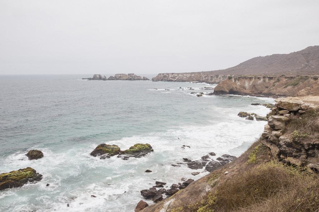 Equateur Coeur de voyageurs Isla de la Plata paysage