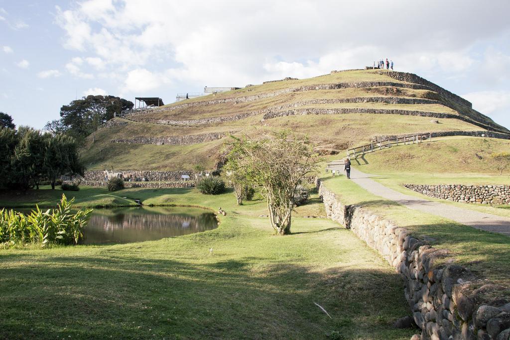 Cuenca ruines des Incas