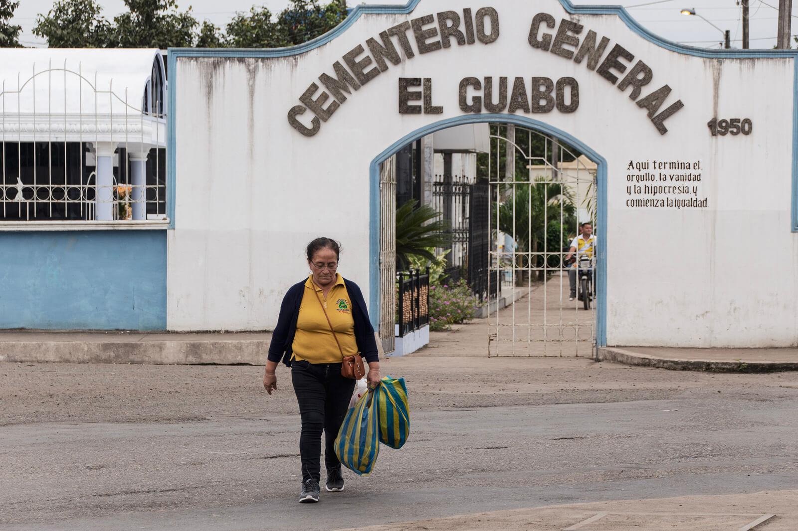 Visite à El Guabo