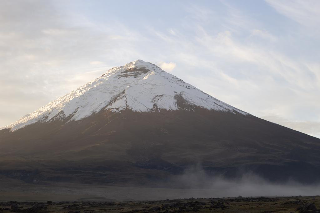 Cotopaxi : le volcan majestueux d'Equateur