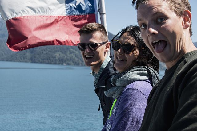 Coeur de Voyageurs Petrohué Chili
