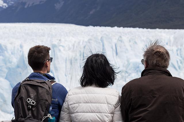 Coeur de Voyageurs Perito Moreno Argentine