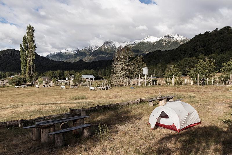Coeur de Voyageurs Route des 7 lacs Argentine 5