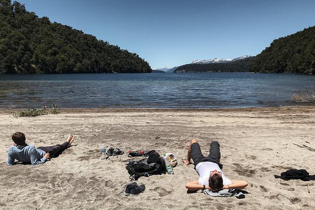 Coeur de Voyageurs Route des 7 lacs Argentine 3