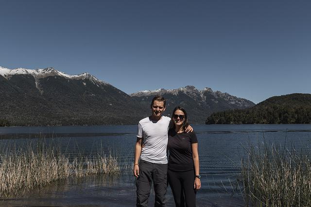 Coeur de Voyageurs Route des 7 lacs Argentine 1