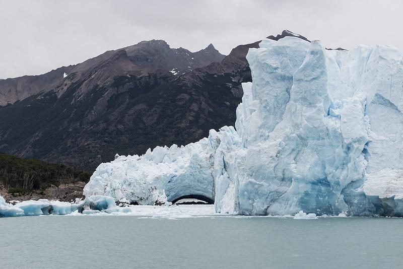 Coeur de Voyageurs Perito Moreno Argentine 3
