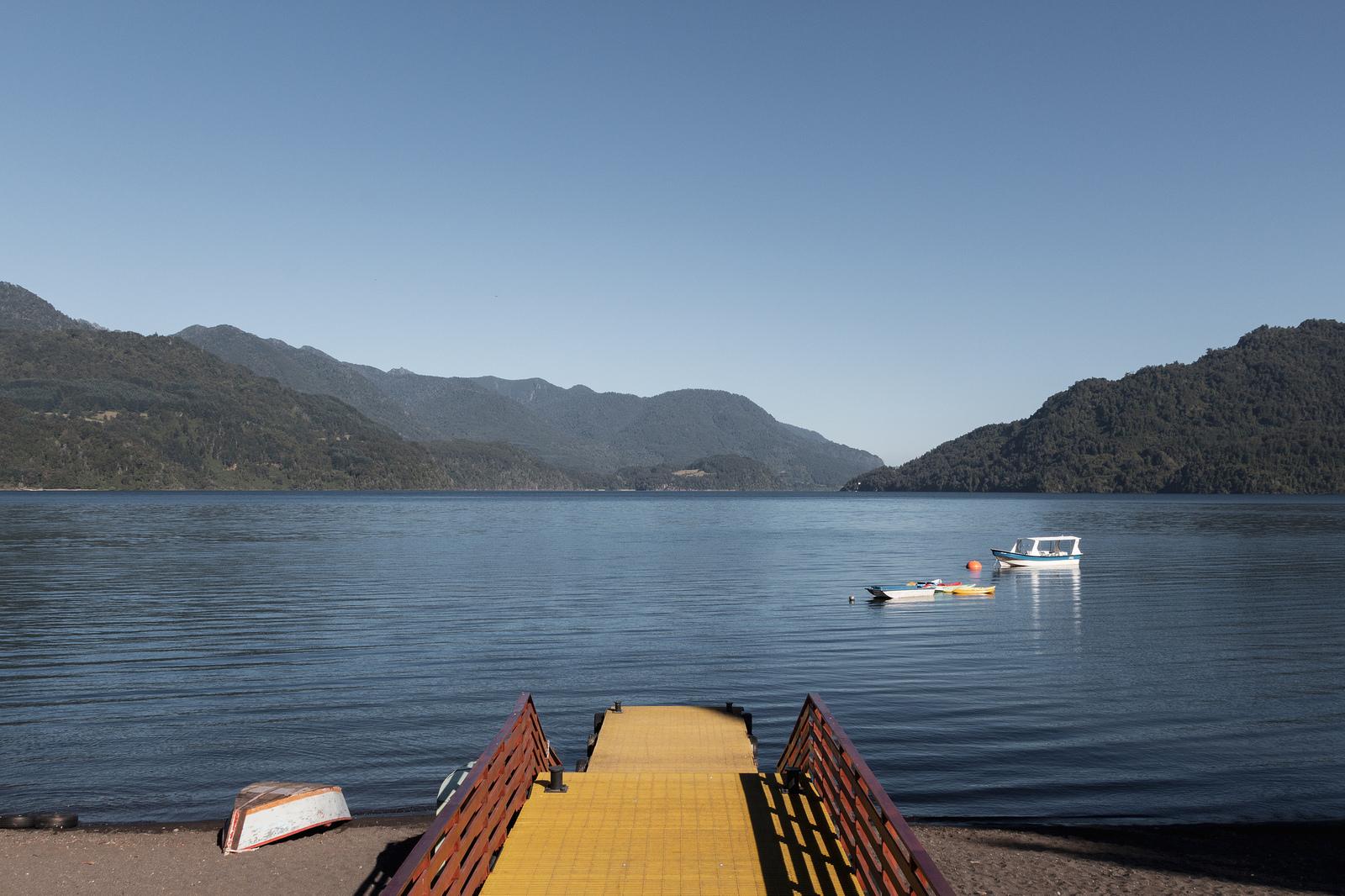 Road trip à travers la région des lacs