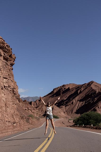 Quebrada de las Conchas Argentine Coeur de voyageurs 2