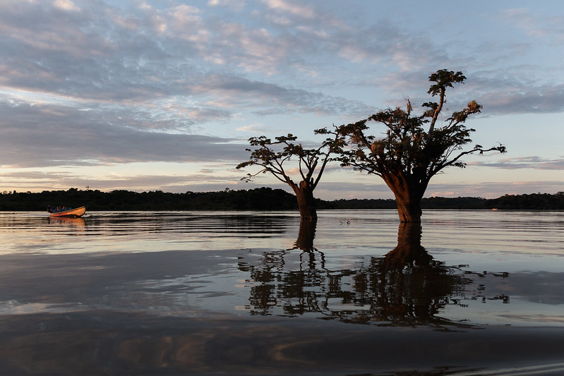Amazonie Cuyabeno Equateur Coeur de Voyageurs 77