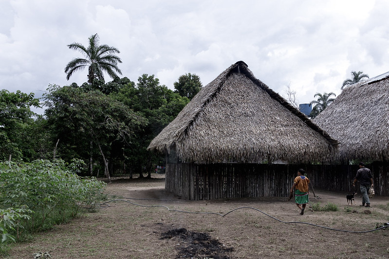 Amazonie Cuyabeno Equateur Coeur de Voyageurs 7