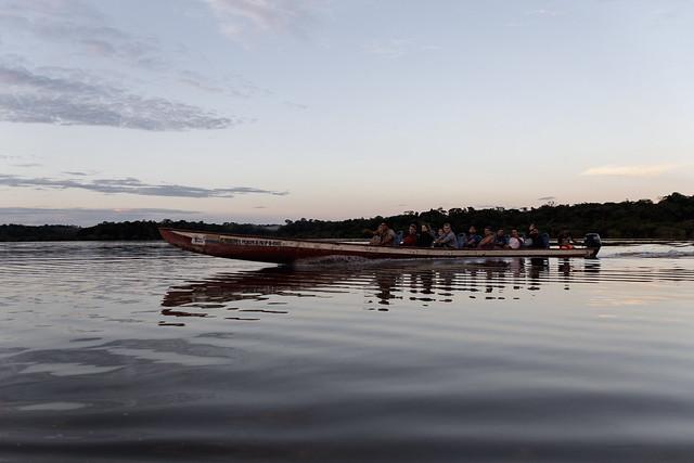 Amazonie Cuyabeno Equateur Coeur de Voyageurs 70