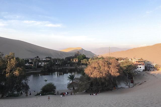Huacachina Perou Coeur de Voyageurs 5
