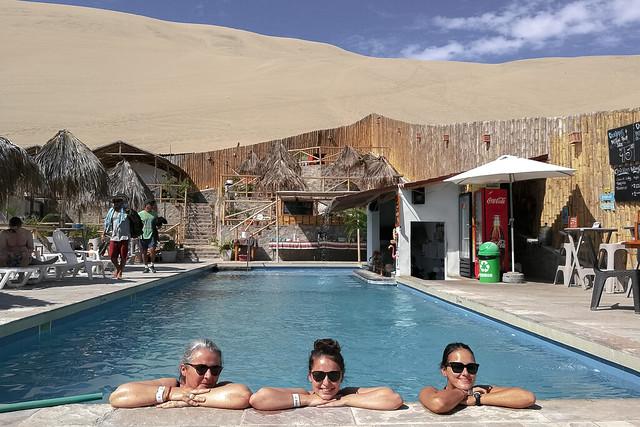 Huacachina Perou Coeur de Voyageurs 1